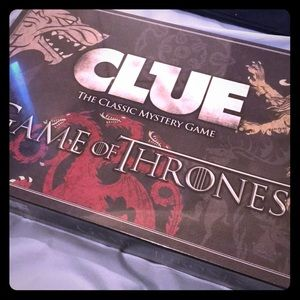 Other - Game of Thrones CLUE game